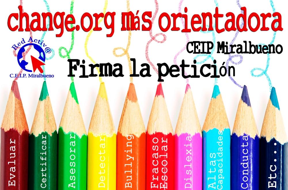 CHANGE ORIENTADORA